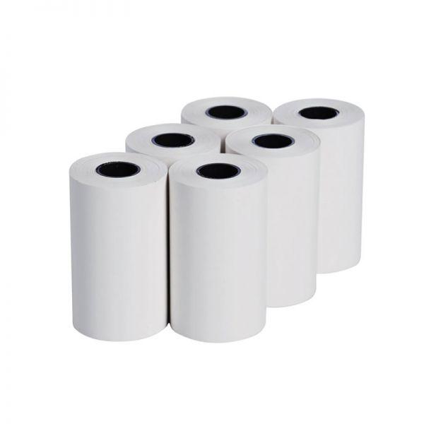 TESTO Ersatz-Thermopapier (6 Rollen), dokumentenecht 0554 0568