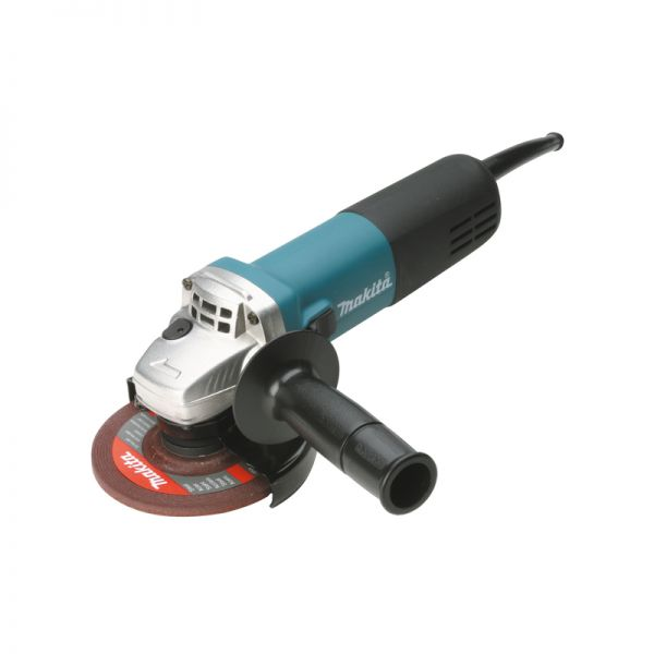 Makita 9558HNRG - Winkelschleifer 840 W 125 mm