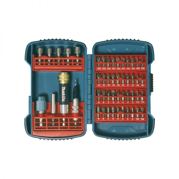 Makita Bit Set Profi 49 tlg. in Klappbox P-52043