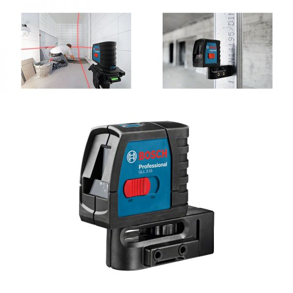 Bosch GLL 2-15 - Linienlaser