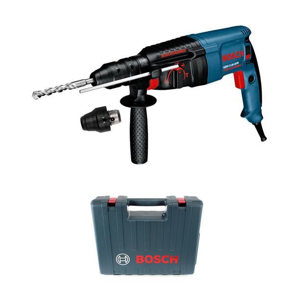Bosch GBH 2-26 DFR - Bohrhammer mit Wechselfutter