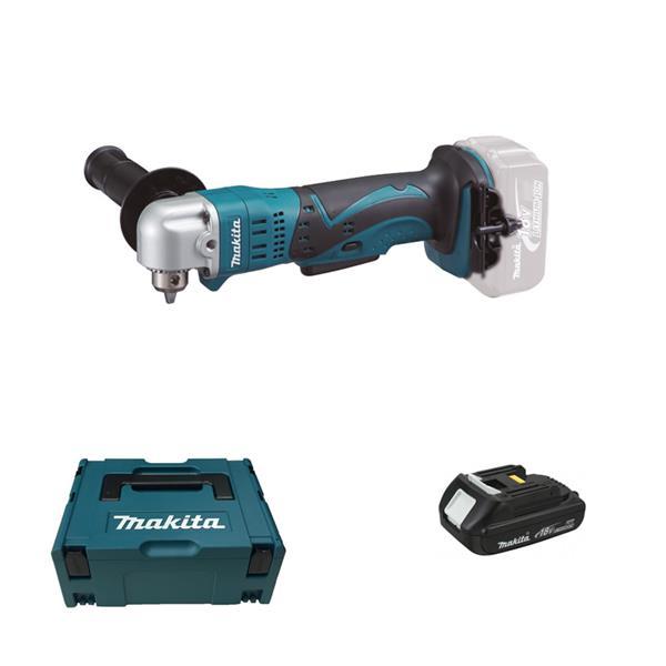 Makita DDA350Y1J 1 x 2,0 Ah - Akku Winkelbohrmaschine 18 V