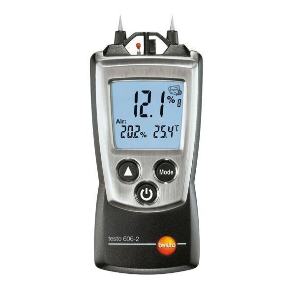 TESTO 606-2 Holz- und Materialfeuchte-Messgerät