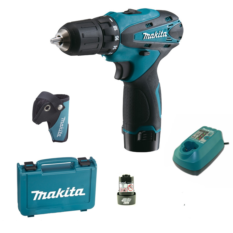 makita df330dwe im koffer akkuschrauber tooltown werkzeuge ihr online werkzeugshop. Black Bedroom Furniture Sets. Home Design Ideas