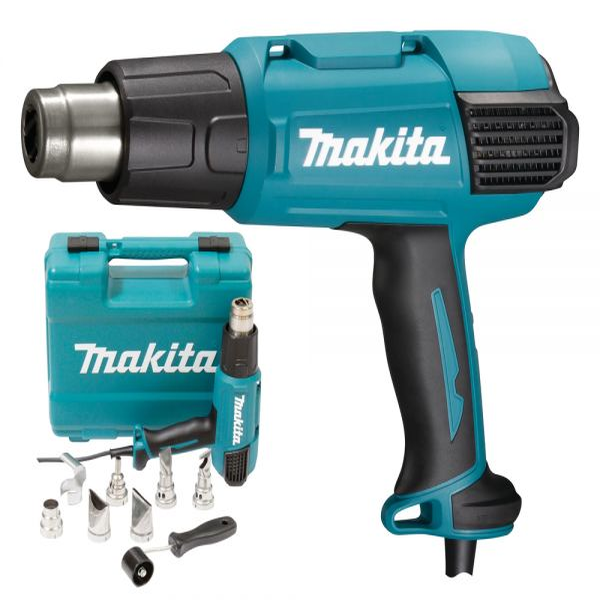 Makita HG6531CK - Heissluftgebläse 2.000 W 50-650 C