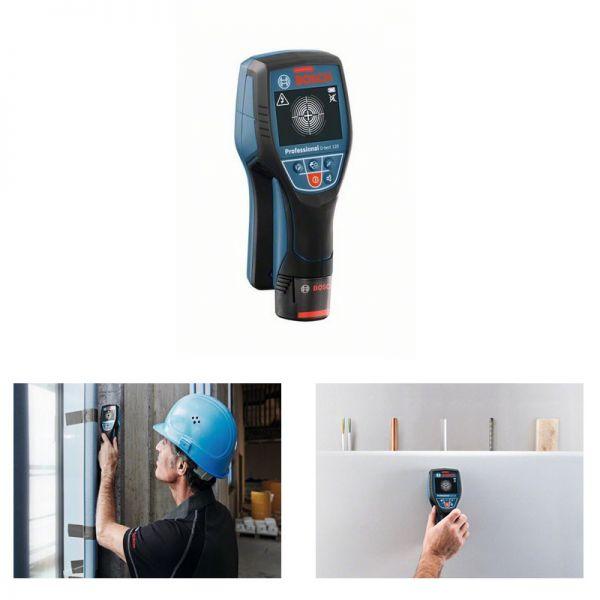 Bosch D-tect 120 Professional - Ortungsgerät Wallscanner