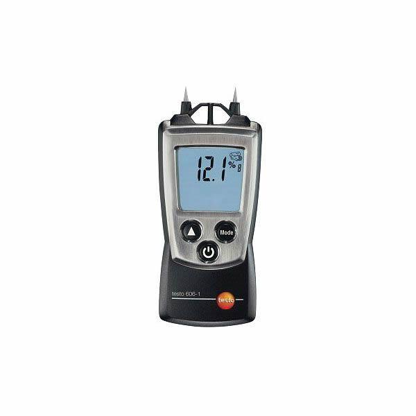 TESTO 606-1 - Feuchtemessgerät für Materialfeuchte
