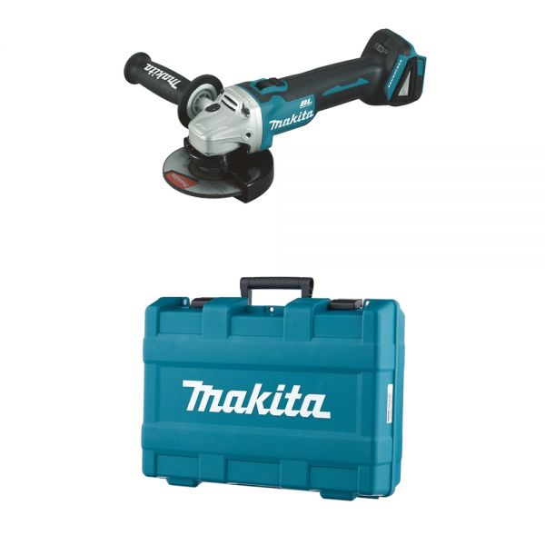 Makita DGA504ZK im !! Koffer !! - Akku Winkelschleifer 18 V