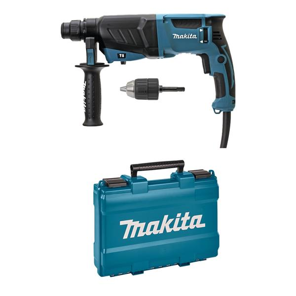Makita HR2630X7 - Kombihammer 800W
