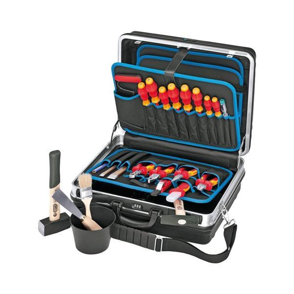 Knipex VDE Werkzeugkoffer 002106HLS 24 tlg.