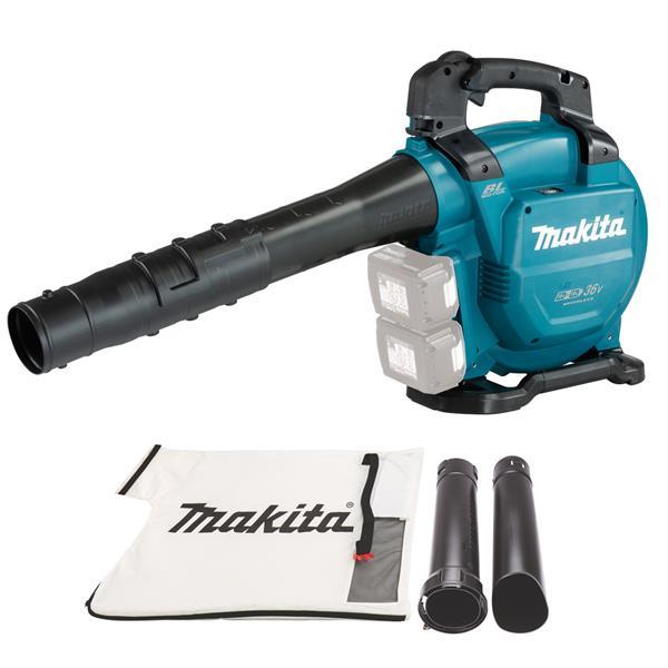 Makita DUB363ZV - Akku Laubbläser und -sauger 2x18 V