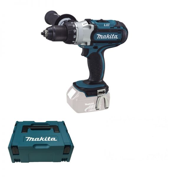 makita ddf451zj solo im makpac akku bohrschrauber 18 v tooltown werkzeuge ihr online. Black Bedroom Furniture Sets. Home Design Ideas