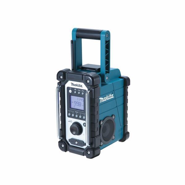 Makita DMR107 solo - Akku Baustellenradio 7,2 V - 18 V