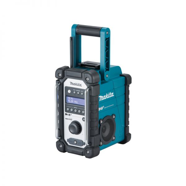 Makita DMR110 - Akku Baustellenradio 7,2 V - 18 V DAB/ DAB+ / FM