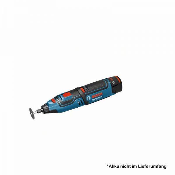 Bosch GRO 10,8 V-LI Solo inkl. Einlage L-Boxx - Akku Rotationswerkzeug