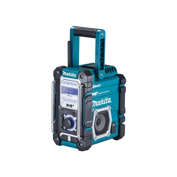 Makita DMR112 - Akku-Baustellenradio 7,2-18 V / DAB/ DAB+/ Bluetooth