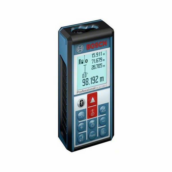 Bosch GLM 100 C - Laser Entfernungsmesser