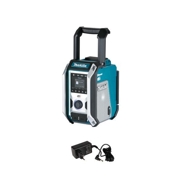 Makita DMR115 - Akku Baustellenradio 12 V - 18 V DAB+ Bluetooth