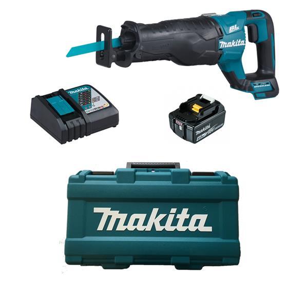 Makita DJR187RM 1 x 4,0 Ah + Ladegerät im Koffer - Akku Reciprosäge 18 V