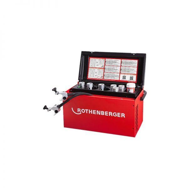 Rothenberger ROFROST TURBO R290 1.1/4 Set + 6 Reduziereinsätze - Einfriergerät 1500003000