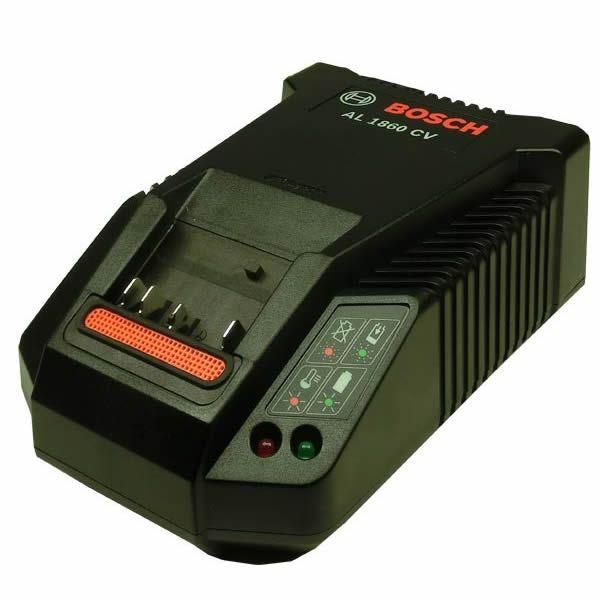 Bosch AL1860CV 14,4 V - 18 V Li-Ion - Schnellladegerät