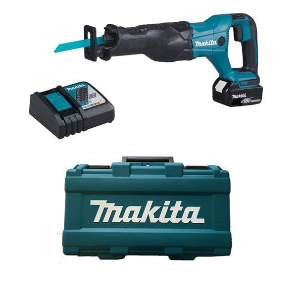 Makita DJR186RF 1 x 3,0 Ah im Koffer - Akku Reciprosäge 18 V