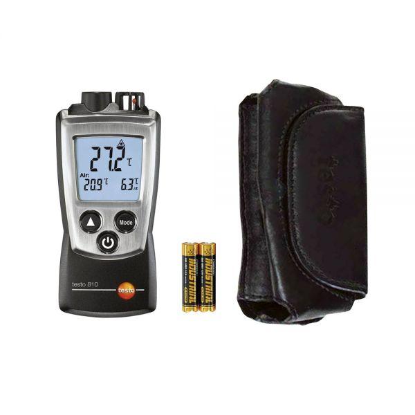 TESTO 810 2-Kanal Temperatur-Messgerät